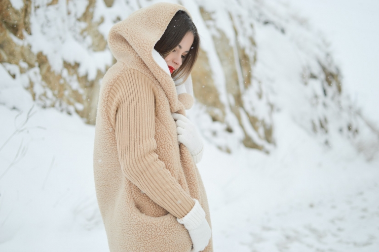 How to put together a winter outfit